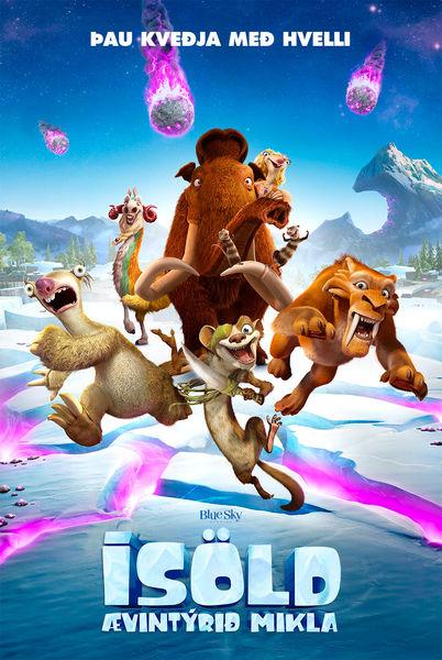 Ice Age í Selfossbio - Viltu vinna miða