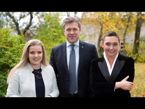 Bjarni Benediktsson formaður Sjálfstæðisflokksins
