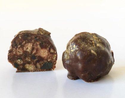 Pipartvist í konfektið
