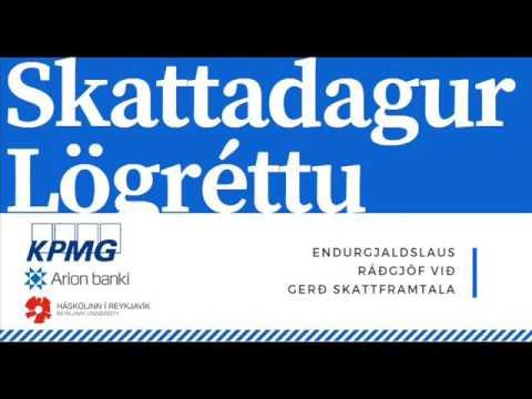 Hægt að fá aðstoð við skattaskýrsluna á morgun á skattadegi Lögréttu