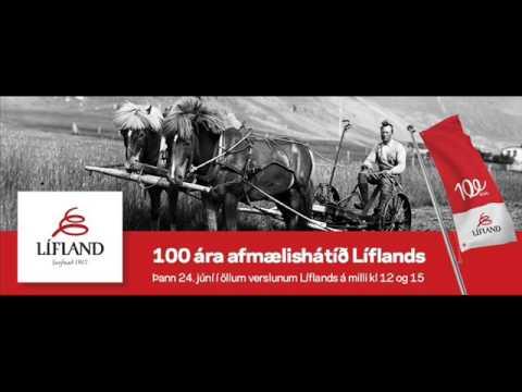 100 ára afmælishátíð Líflands