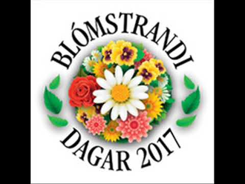 Blómstrandi dagar 2017 mögnuð dagskrá.